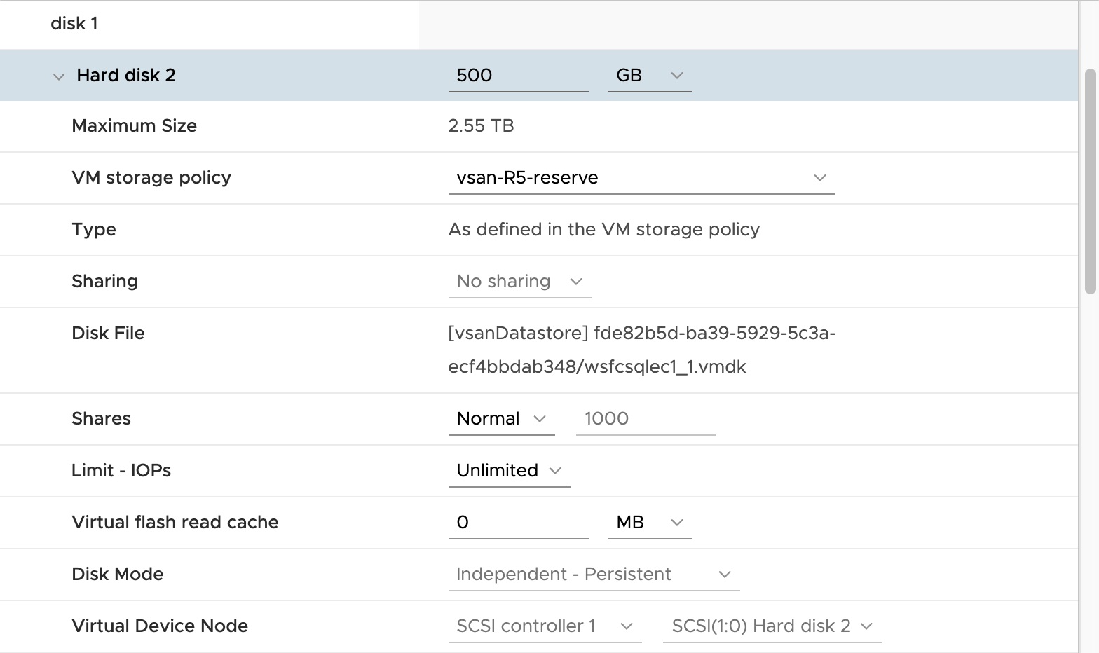 Vmware Windows Cluster Shared Diskclevervia