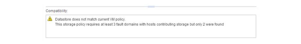 VM Provisioning When a Host is Offline